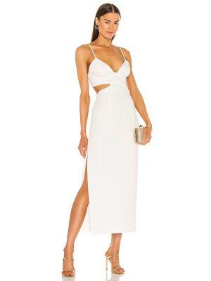 Домашнее бежевое платье миди с подкладкой Bardot
