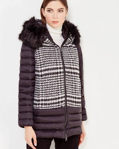 Черная куртка Bosideng