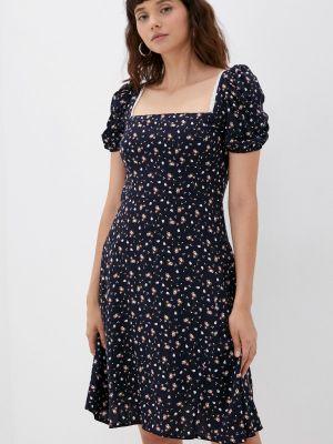 Синее платье а-силуэта M,a,k You Are Beautiful