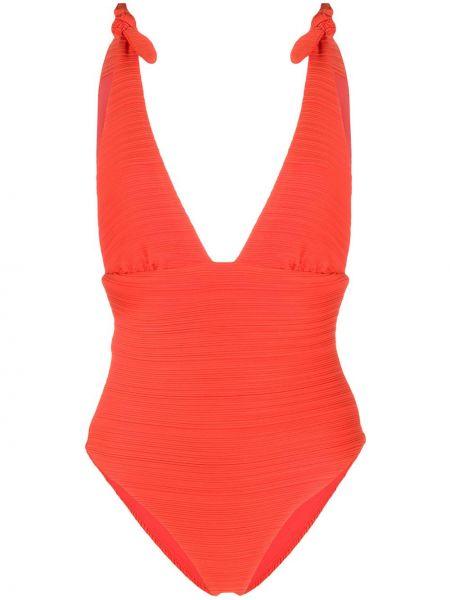 Strój kąpielowy - pomarańczowy Mara Hoffman