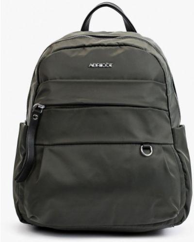 Зеленый зимний рюкзак Abricot
