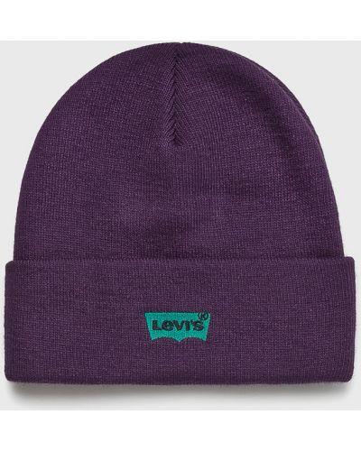 Зимняя шапка с отворотом с логотипом Levi's®
