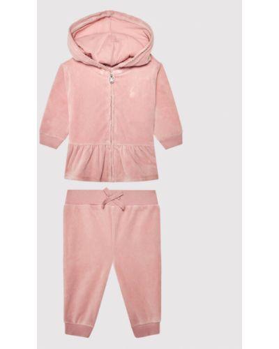 Dres - różowy Polo Ralph Lauren