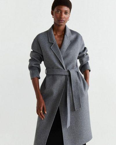 Пальто осеннее демисезонное Mango