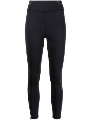Спортивные брюки с завышенной талией - черные The Upside