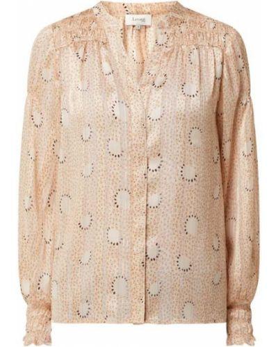 Beżowa bluzka Levete Room