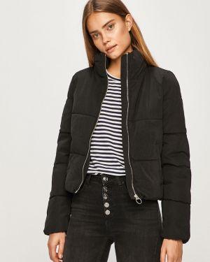 Куртка с капюшоном стеганая укороченная Only