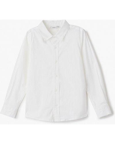 Белая рубашка Name It