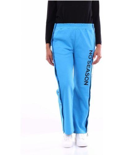 Niebieskie spodnie Omc