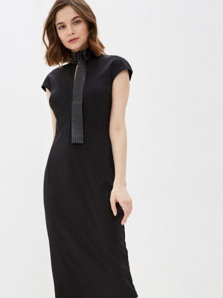 Черное платье Cavo