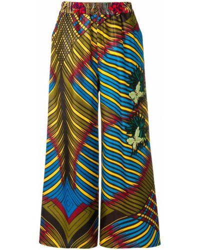 Укороченные брюки с поясом 5 Progress