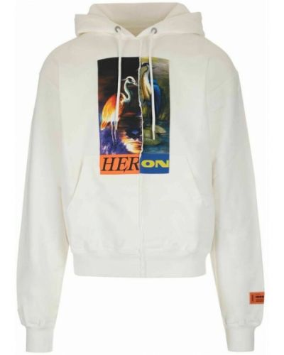 Bluza dresowa - beżowa Heron Preston