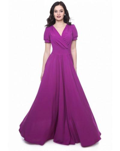 Фиолетовое платье Grey Cat