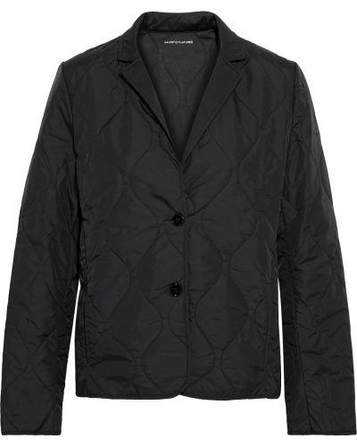 Стеганая куртка - черная Majestic Filatures