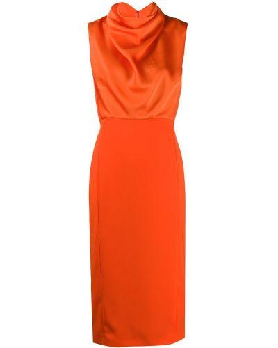 Платье на пуговицах приталенное Erika Cavallini