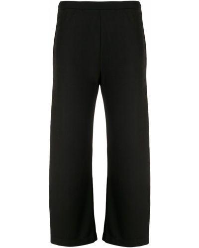 Укороченные брюки с завышенной талией свободные Natori