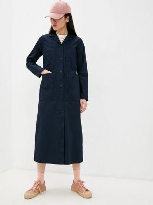 Платье - синее Wood Wood
