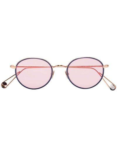 Солнцезащитные очки круглые розовый Ahlem