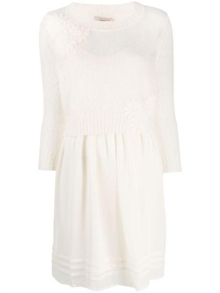 Шерстяное платье Twin-set