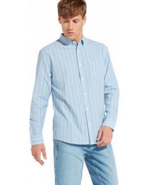 Klasyczna klasyczna koszula bawełniana w paski Wrangler