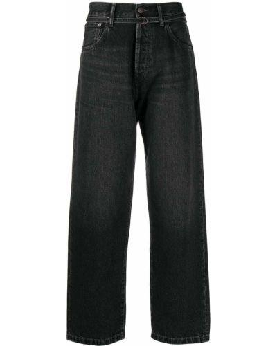 Klasyczne mom jeans - czarne Acne Studios