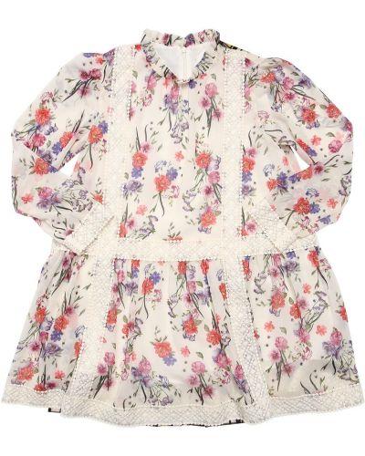 Платье макси с длинными рукавами Alberta Ferretti
