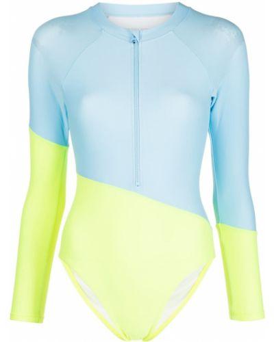 Спортивный купальник - синий Cynthia Rowley