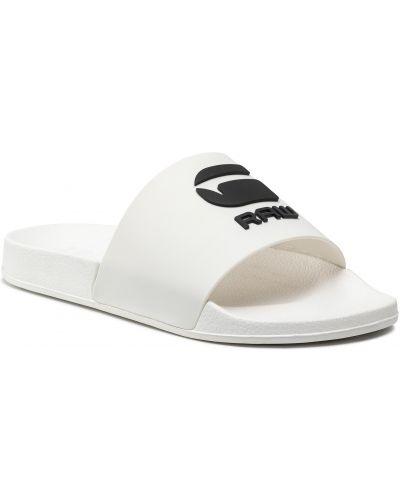 Białe sandały na lato G-star Raw