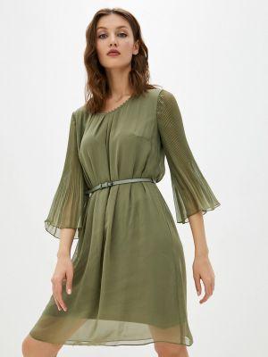 Повседневное зеленое платье Betty And Co