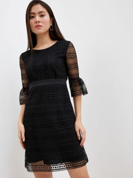 Повседневное платье черное весеннее Pennyblack