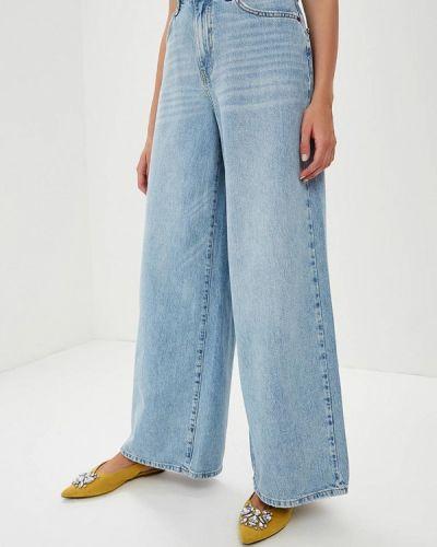 Расклешенные джинсы широкие Topshop