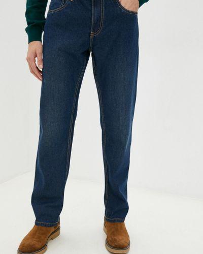 Синие джинсы осенние J. Hart & Bros