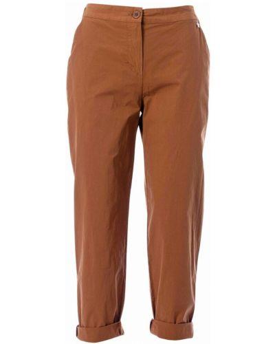 Brązowe spodnie Souvenir