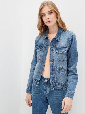 Джинсовая куртка - синяя One Teaspoon