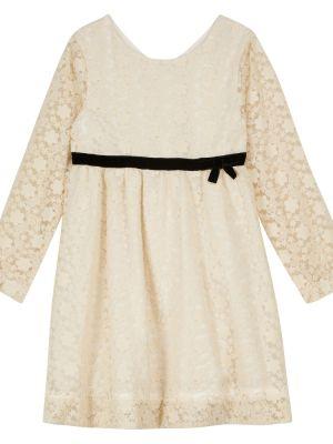 Платье из фатина - белое Tartine Et Chocolat