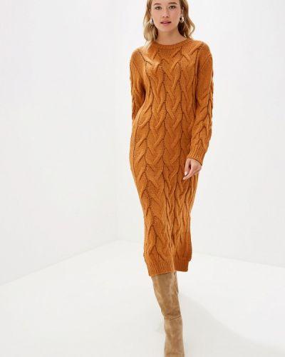 Платье - оранжевое Liana