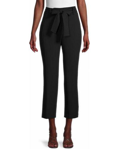 Черные укороченные брюки Bcbgeneration
