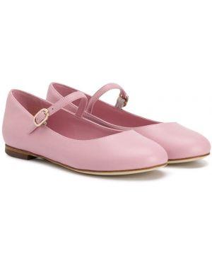 Розовые балетки Prosperine Kids