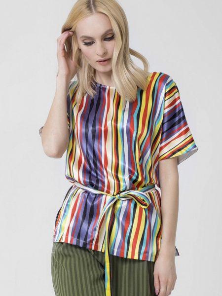 Блузка с коротким рукавом весенний Lo