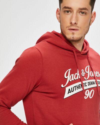 Красная кофта Jack & Jones