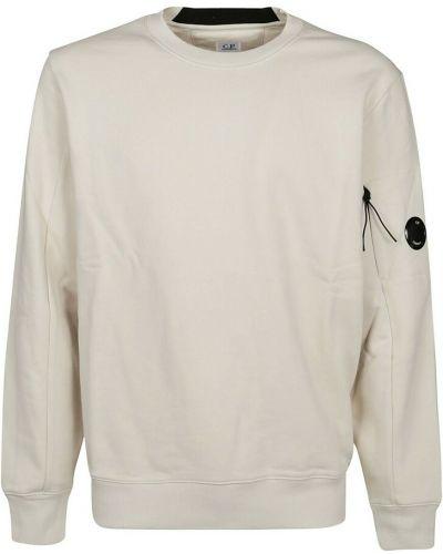 Beżowa bluza dresowa C.p. Company