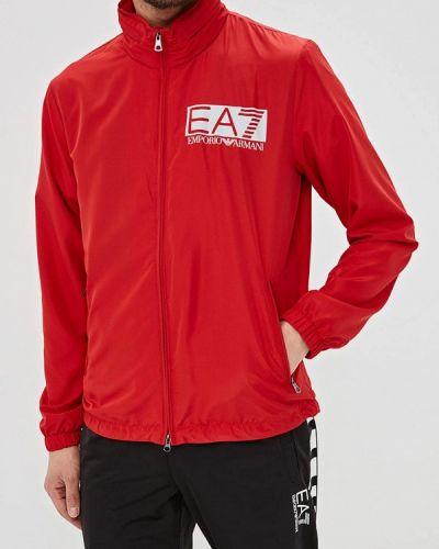 Ветровка красный Ea7