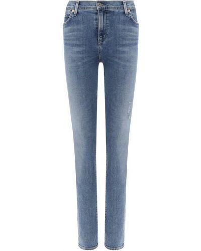 Прямые джинсы с эффектом потертости Citizens Of Humanity