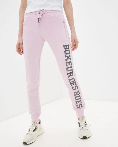 Розовые спортивные брюки Boxeur Des Rues