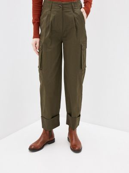 Брюки карго зеленый Pepe Jeans