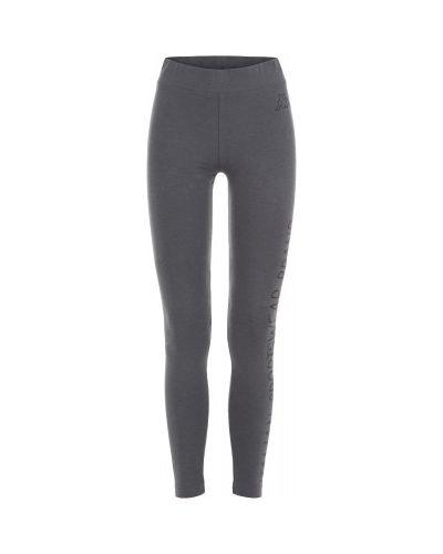 Спортивные брюки хлопковые компрессионные Kappa