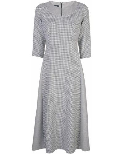 Платье макси длинное - черное Piazza Sempione