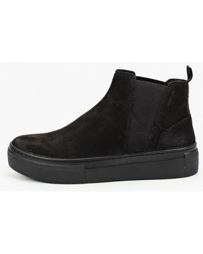 Ботинки - черные Vagabond