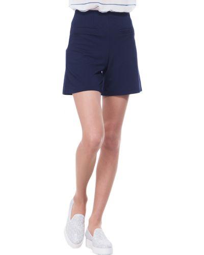 Синие шорты Patrizia Pepe