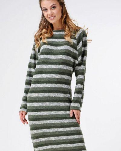 Вязаное платье осеннее Ricamare
